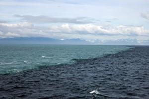 Denizlerin arasındaki engel