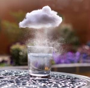 Bulutlar nasıl yağmur yağdırmaktadır