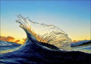 Denizdeki Dalgalar