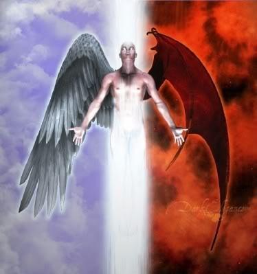 Melekler ve şeytan